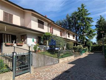 Villa a schiera in Via San Nazzaro, Bellusco