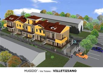 Appartamento in Via Tiziano, Muggio'