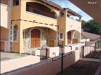 Villa a schiera in Porto San Paolo, Via Donatello, Porto Istana, Olbia