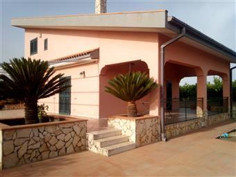 Villa in C/da S. Calogero, Augusta