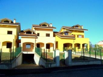 Villa in Via Monviso, Garzigliana
