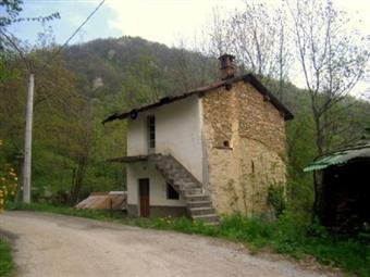 Baita in Tetto Rossi, Aradolo La Bruna, Borgo San Dalmazzo