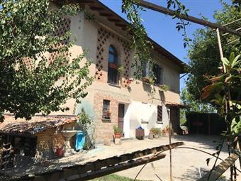 Casa singola, Corvino San Quirico, ristrutturata