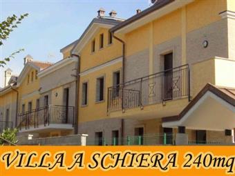 Villa a schiera in Via Tiziano - Zona Taccona -muggio', Monza