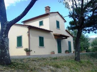 Casa singola, Cortona, ristrutturata