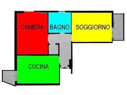 Trilocale in Corso Emilia, Aurora, Torino