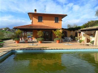 Villa in Contrada Ferretti, Castorano