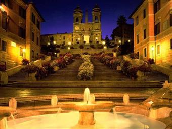 Albergo, Roma, ristrutturato