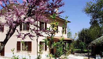 Casa singola, Castel Colonna, ristrutturata