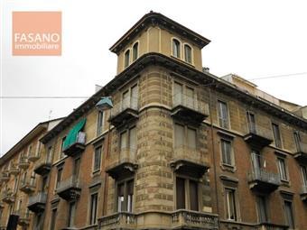 Trilocale in Via Sant'ottavio, Giardini Reali, Torino