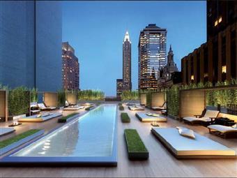Monolocale, New York, ristrutturato