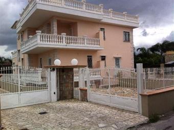 Villa a schiera in Via Berardinetti, Scafati