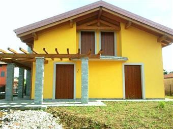 Villa, Capriano, Briosco, in nuova costruzione