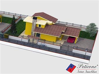 Villino in Via Provinciale San Magno, Vallemarina, Monte San Biagio