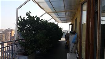 Attico in Via Volturno 6, Molinetto - Via Villetta, Parma