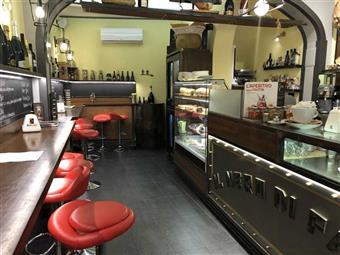 Bar in Piazza Ghiaia, Parma