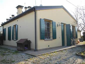 Casa singola in Via Canalazzi, Baura, Ferrara