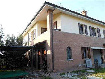 Casa singola in Via Lampone, Montalbano, Ferrara