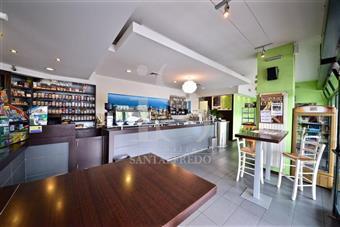 Bar in Via Monterosa, Concorezzo