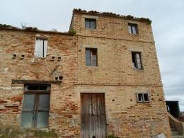 Villa, Montalto Delle Marche, da ristrutturare