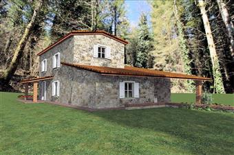 Rustico casale in Casciana, Casciana, Camporgiano