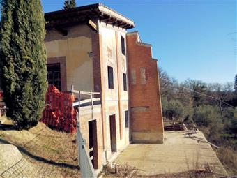 Casa singola, Montespertoli, abitabile