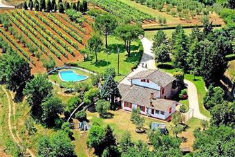 Villa, Poggibonsi, ristrutturata