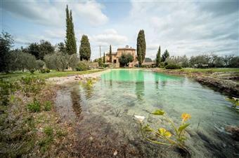 Rustico casale, Volterra, ristrutturato
