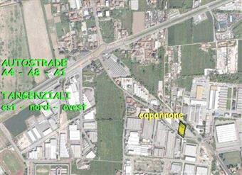 Capannone industriale in Via Michelangelo Buonarroti, Amati, Buonarroti, Cederna, Sant'albino, Monza