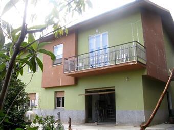 Casa singola in Via Sant'ubaldo, Vaccarile, Ostra