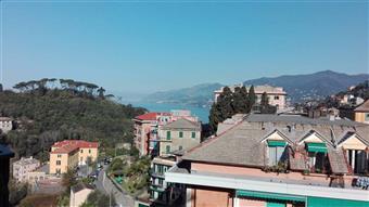 Bilocale in Via Castagneto, Camogli