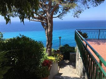 Villa in Via Delle Marine, Moneglia