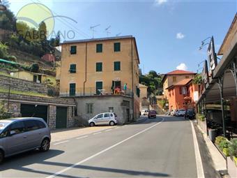 Quadrilocale in Via Aurelia, Camogli