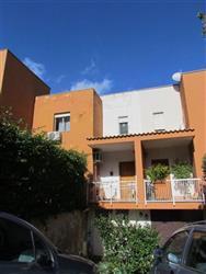 Villa a schiera, Palermo