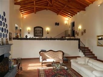 Villa, Passopomo, Zafferana Etnea