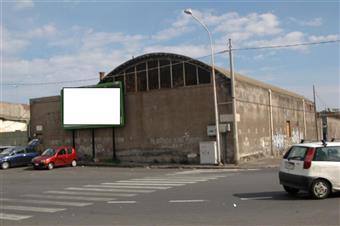 Capannone industriale, Zona Centro, Catania