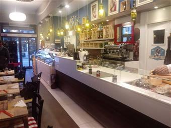 Locale commerciale, Greco, Monza, Palmanova, Milano