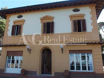 Villa, Montenero, Livorno, seminuova