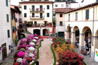 Quadrilocale, Borgo a Mozzano, seminuovo