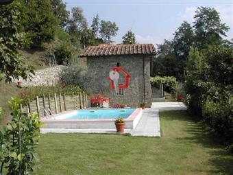 Rustico casale, Lucignana, Coreglia Antelminelli, seminuovo