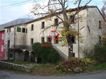 Casa semi indipendente, San Gemignano, Bagni Di Lucca, da ristrutturare