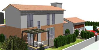 Casa singola in Via Corazza, San Martino, Ferrara