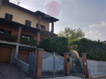 Villino in Stradella Torresacchetti, Stradella