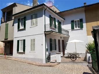 Casa singola in Canneto Pavese Frazione Vergomberra, Canneto Pavese