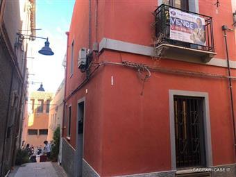 Trilocale in Vico Vi San Giovanni, Villanova, Cagliari