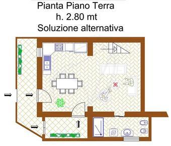 Casa singola, Reggio Calabria, da ristrutturare