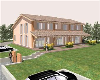 Casa singola, Felino, in nuova costruzione