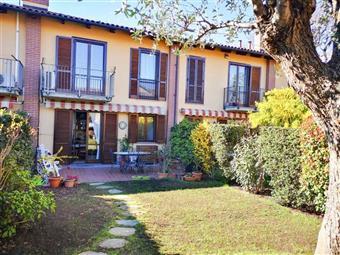Villa a schiera, Collegno