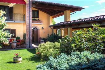 Villa, Rivarolo Canavese