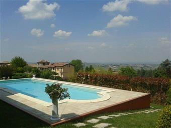 Villa, Vicobarone, Ziano Piacentino